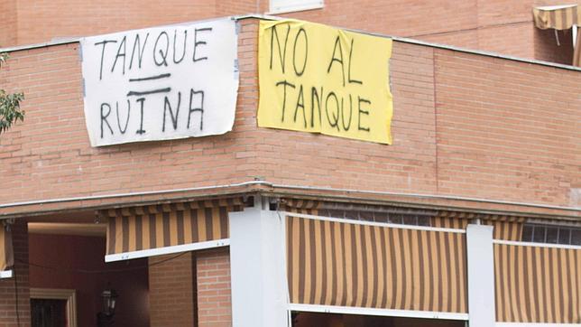 El Ayuntamiento defiende el tanque de tormentas de Las Góndolas