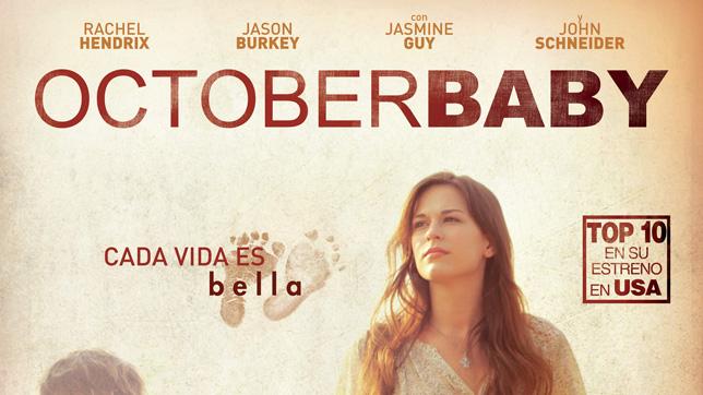 El pre-estreno de «October Baby» servirá para recaudar fondos de ayudas a la escolaridad