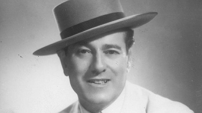 Pepe Marchena fue uno de los cantaores que mejor supo interpretar las milongas flamencas