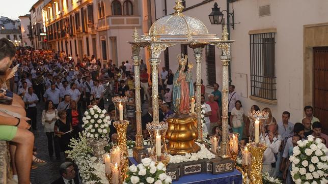 Veinte años de oro en la Fuensanta