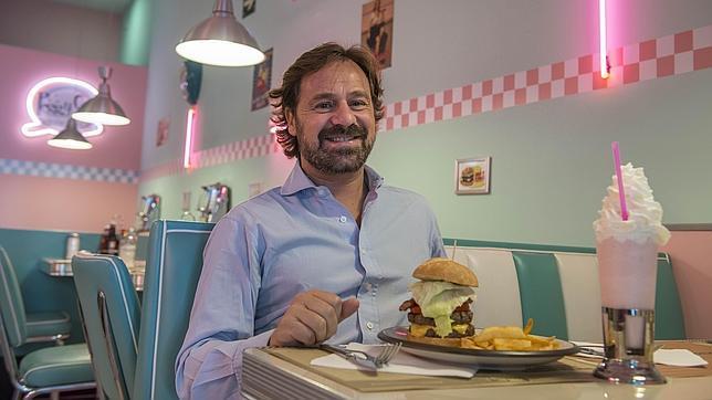 José Manuel Muñiz, fundador de Peggy Sue´s