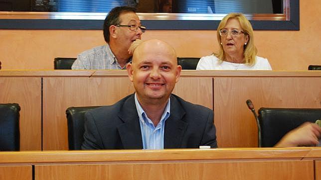 Francisco Rodríguez, delegado de Hacienda