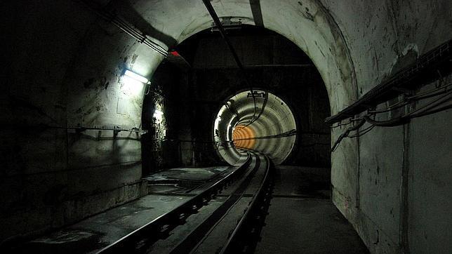 Túnel del metro