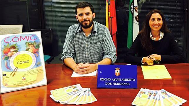 El delegado Juan Pedro Rodríguez explica las bases del concurso