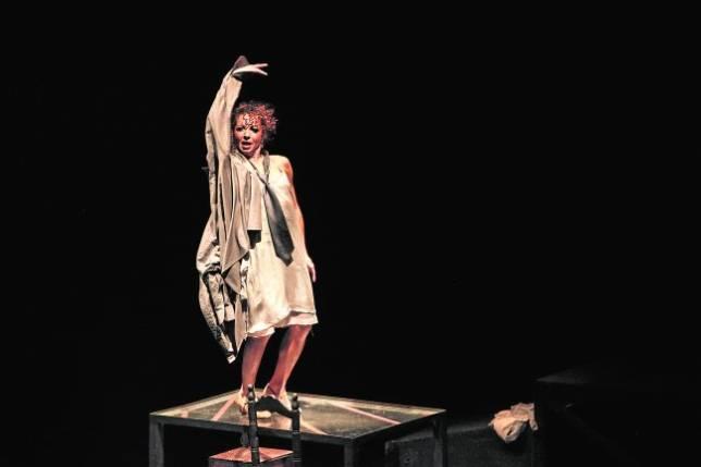 Espectáculo flamenco en el Gran Teatro de Córdoba