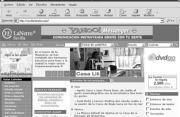 Cine, restaurantes, viajes... todo tiene cabida en «sevilla.lanetro.com». ABC