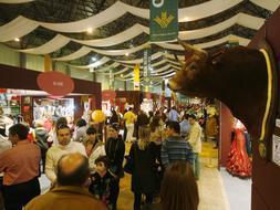 México se ofrece para organizar la Feria Mundial del Toro de Sevilla