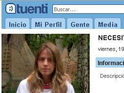 Facebook y Tuenti se movilizan por Marta del Castillo