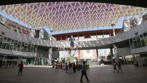 Vips sale de Nervión Plaza