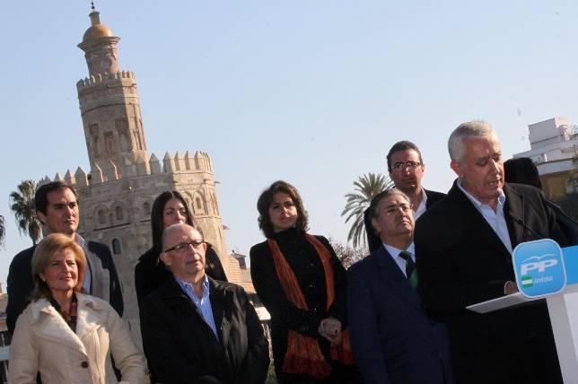 «Lo que de verdad ha dañado a Andalucía es el escándalo de los ERE»
