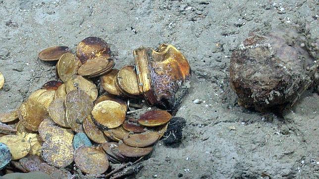 Cuenta atrás para el regreso del tesoro del Odyssey