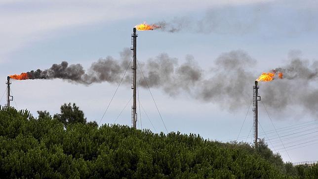 ¿Hay petróleo en Sevilla y Jaén?