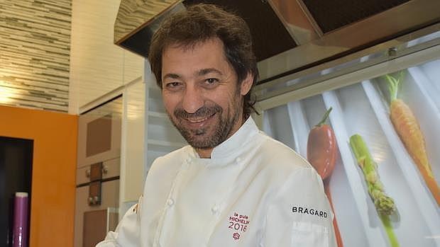 Mauricio Giovanini, chef de Messina