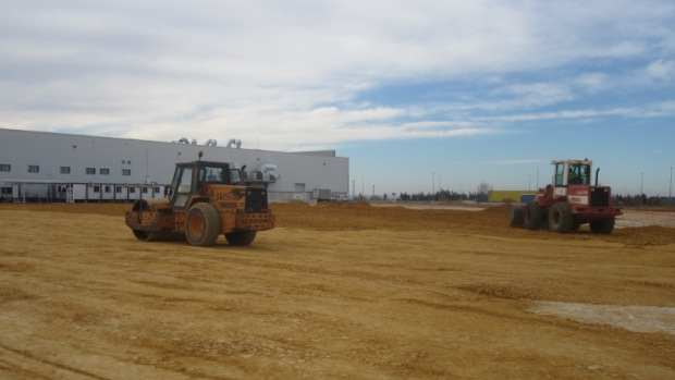 Las nuevas instalaciones se construiraán anexas a las actuales