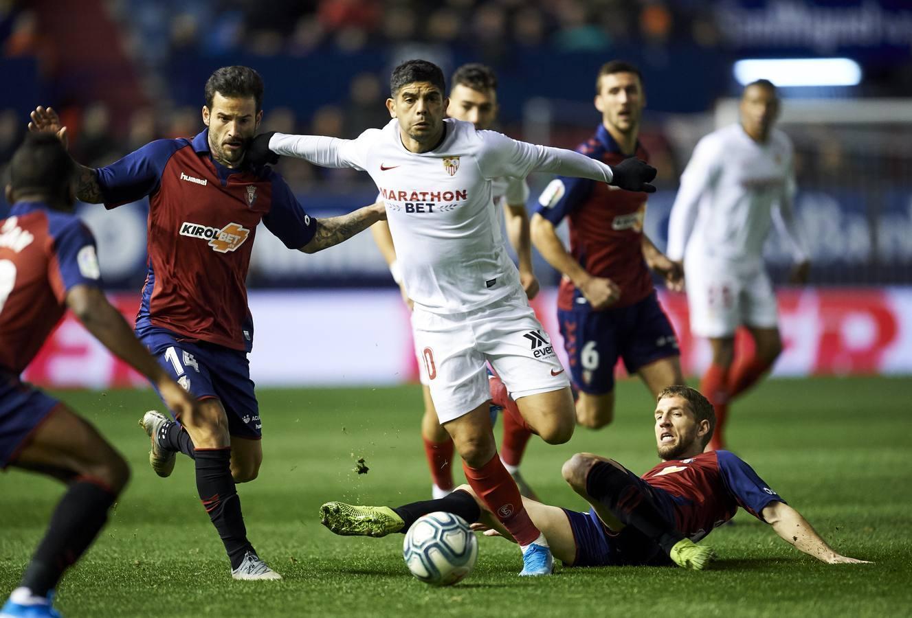 Sevilla Osasuna