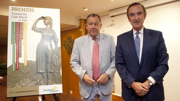 Presentación de los premios de la Fundación Caja Rural del Sur