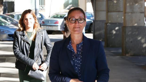 La juez María Núñez Bolaños, encargada del caso de los cursos de formación