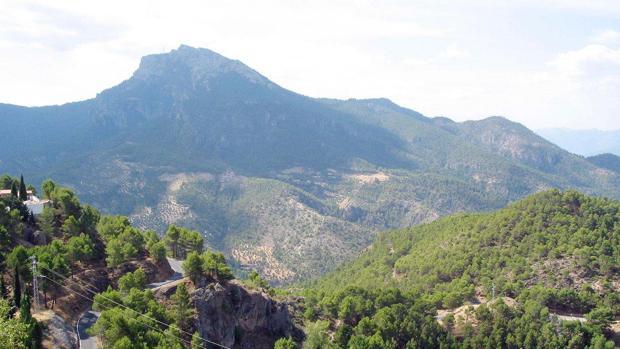 Vista panorámica de la Sierra de Cazorla, Segura y Las Villas