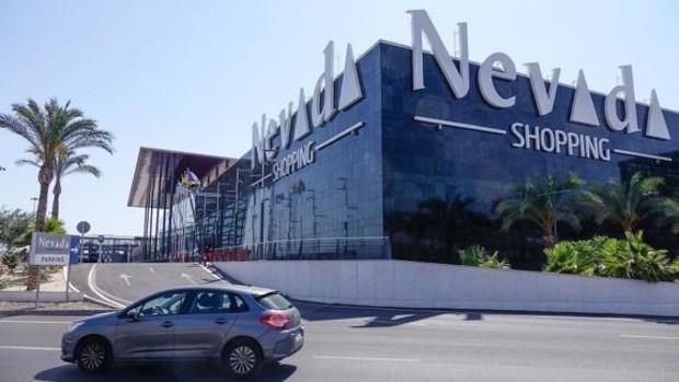 El Centro Comercial Nevada Shopping, en el municipio de Armilla, junto a Granada