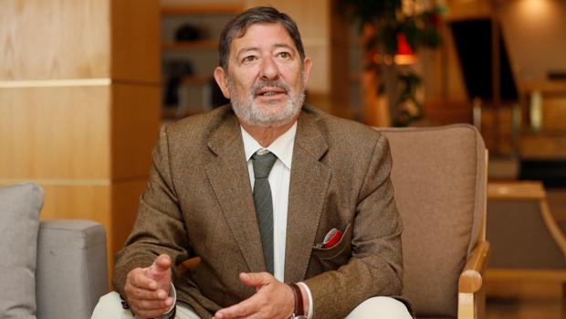 El exdirector general de Trabajo de la Junta Francisco Javier Guerrero