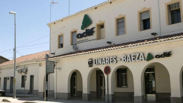 La estación de Linares-Baeza será una de las paradas del tren entre Granada y Madrid.