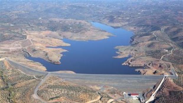 Imagen del pantano de El Arenoso, en cuyo entorno se ha hallado el cuerpo de una mujer con signos de violencia