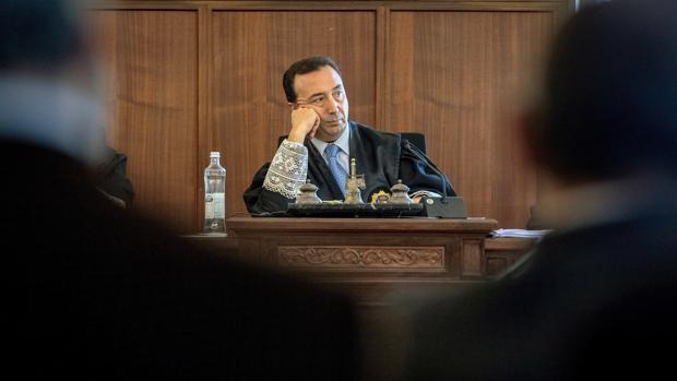 Juan Antonio Calle Peña, juez que preside el tribunal del caso ERE