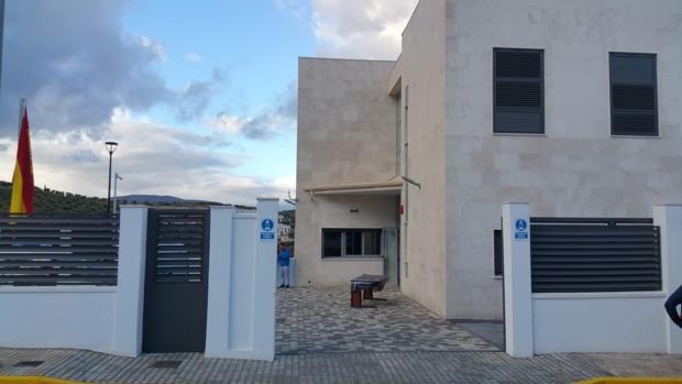 Nuevo cuartel de la Guardia Civil de Priego