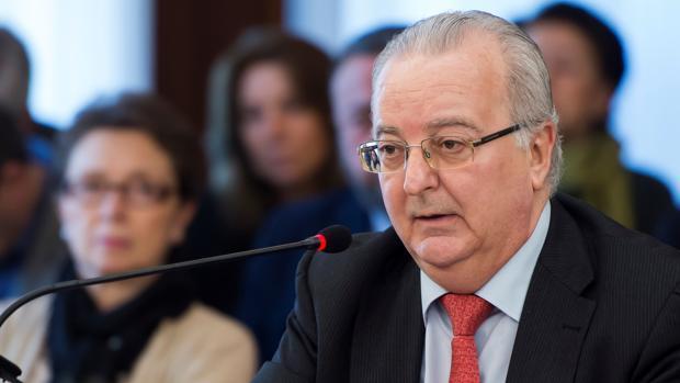 El exconsejero Antonio Fernéndez
