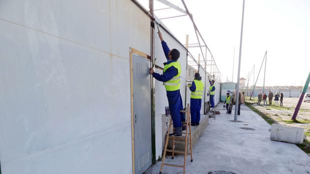 Operarios contratados en una anterior convocatoria de los planes de empleo regionales