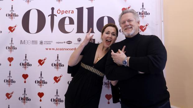 Svetlana Aksenova y Gregory Kunde, protagonistas del «Otello» que llega al Gran Teatro de Córdoba