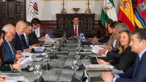 El Consejo de Gobierno, reunido en Sanlúcar de Barrameda este martes