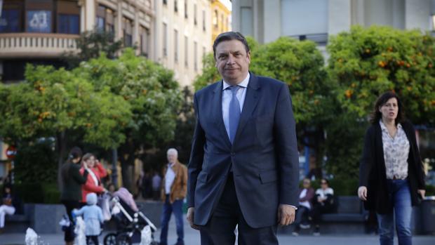 Luis Planas, candidato al Congreso por Córdoba