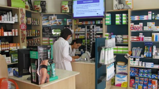 Despacho de farmacia