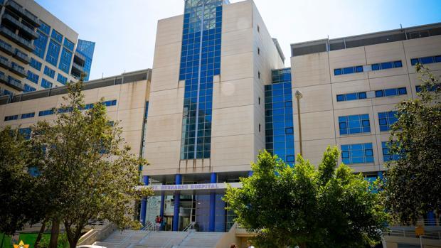 Imagen del hospital San Bernardo en Gibraltar