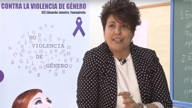 La directora del Instituto Andaluz de la Mujer, Mercedes Sánchez Vico