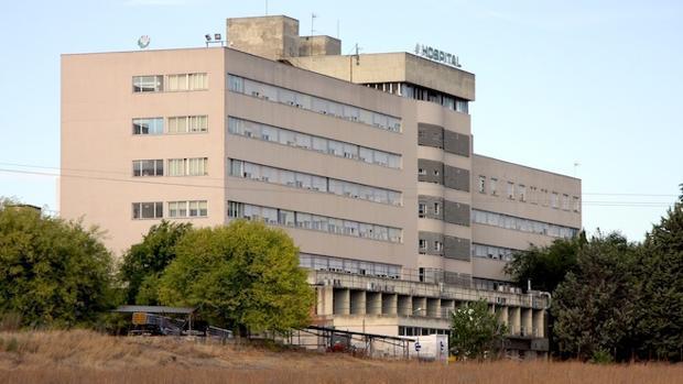Vista del Hospital San Juan de la Cruz de Úbeda