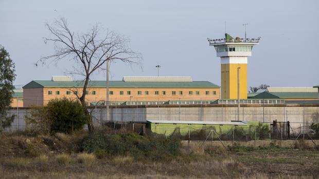 Exterior de la prisión de Huelva