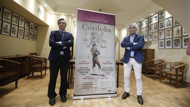 Presentación del cartel de la feria taurina en Córdoba
