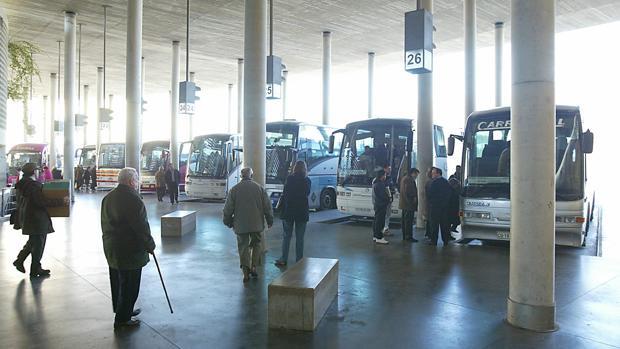 Estaciçón de Autobuses de Córdoba, en una imagen de archivo
