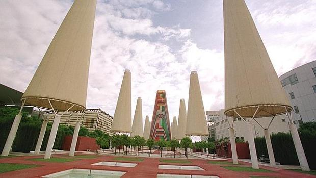 La Isla de la Cartuja, en Sevilla