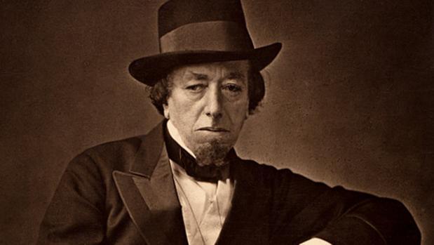 El político Benjamin Disraeli