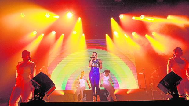Concierto de Rosalía en Nueva York