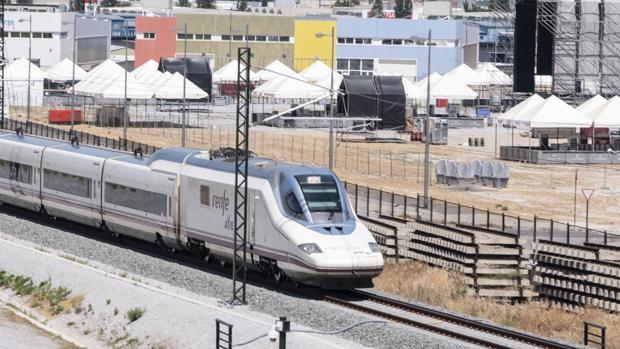 Granada conectará por AVE con Sevilla y Málaga desde principios de octubre