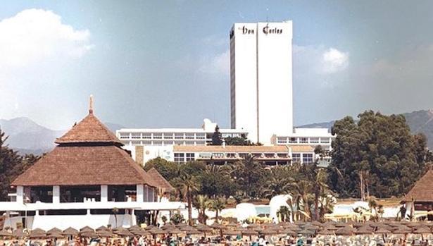 El hotel Don Carlos es un referente del turismo en la Costa del Sol