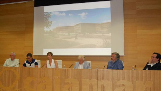 Responsables de la entidad han dado a conocer el nuevo proyecto en Almería