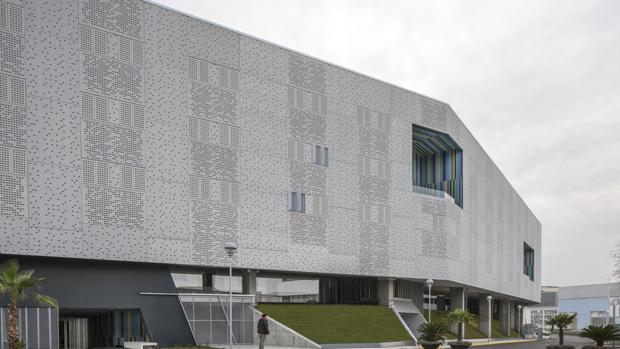 Edificio ganador del premio otorgado por el Consejo Alemán de Diseño