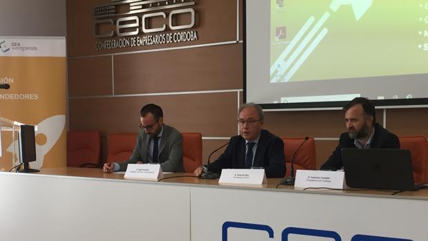 Presentación del Foro de Inversión en CECO