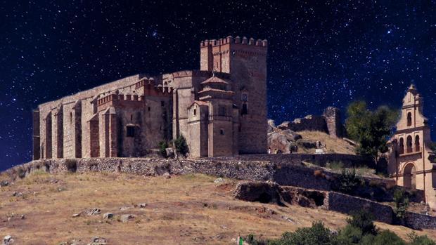 Resultado de imagen de Castillo de Aracena