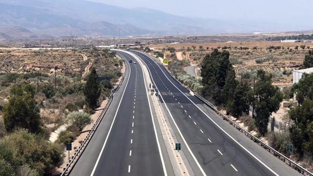 La Autovía del Almanzora es prioritaria para la industria del mármol de la provincia de Almería